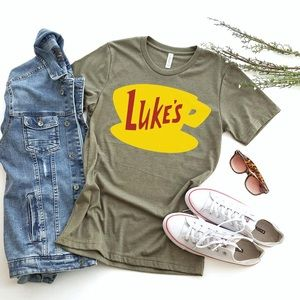 Gilmore Girls Luke's Tee